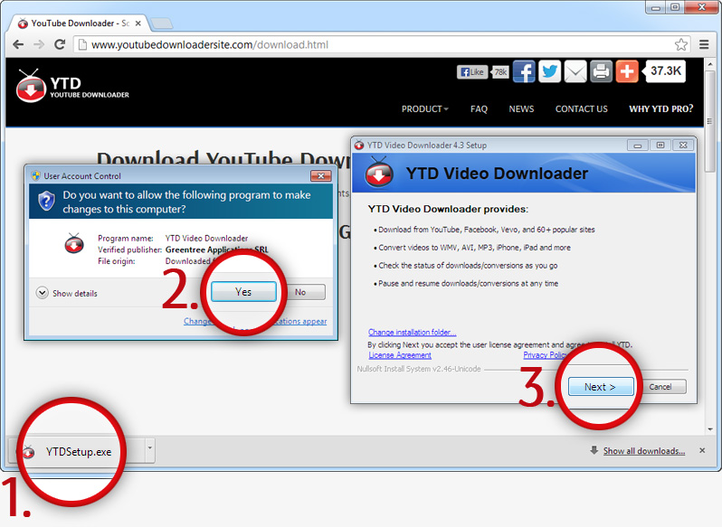 Youtube downloader software to download and convert youtube video ccuart Images