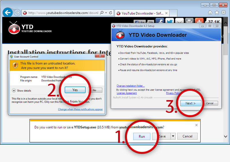 YouTube Downloader - Software to download and convert YouTube video