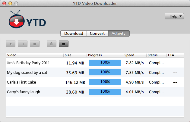 تحميل برنامج YouTube Video Downloader
