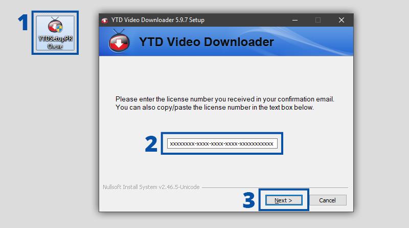 Youtube Downloader Instructions Pro | YTD Downloader ...