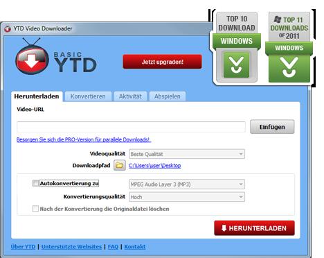 Youtube downloader ytd downloader converter ccuart Choice Image
