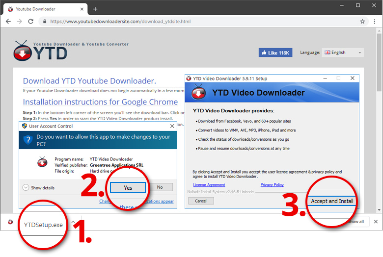Download YTD Video Downloader