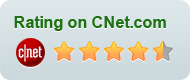 Rating on Cnet.com